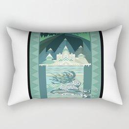 A Fantasy Story No. 1 Rectangular Pillow