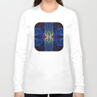 spiritual Long Sleeve T-shirts featuring Spiritual One by Lyle Hatch