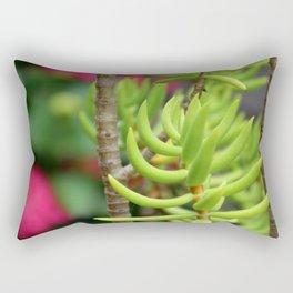 California Succulents Rectangular Pillow