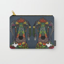 Great Dane love midnight Carry-All Pouch