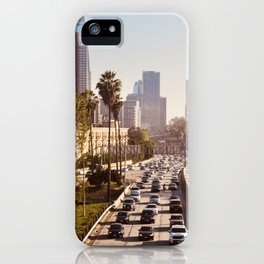 The Rush Hour, DTLA iPhone Case