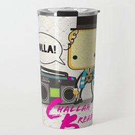 Challah(Holla) Bread Travel Mug