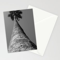 Blurry Palm Stationery Cards