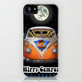 Hippy Camper - Moonstruck iPhone Case