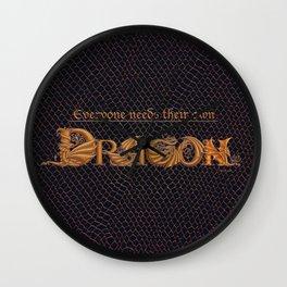 Everyone Needs Their Own Dragon Wall Clock