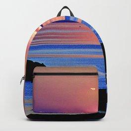 Colorful Dusk Backpack