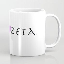 Delta Zeta  Coffee Mug