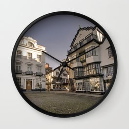 Cathedral Yard Wall Clock
