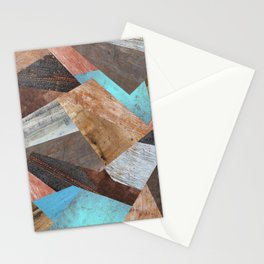 Geometrias 2 Stationery Cards