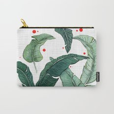 Banana Palm Leaves Carry-All Pouch