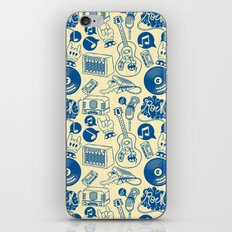 Musical Monsters iPhone & iPod Skin