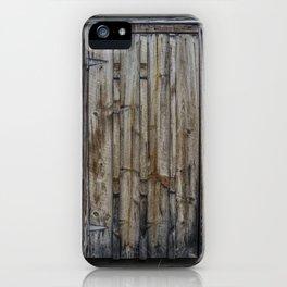 Cellar Door iPhone Case