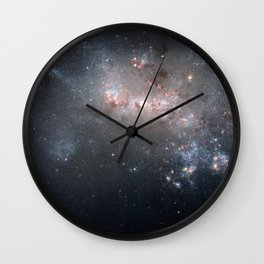 NGC 4449 Wall Clock