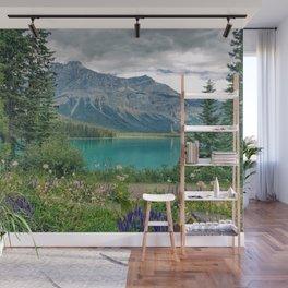 Emerald Lake Wall Mural