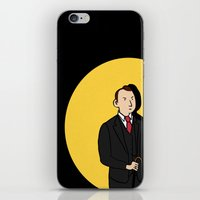 tintin iPhone & iPod Skins featuring Tintin style Mycroft by thediogenes