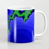 climbing Mugs featuring tree climbing by donphil