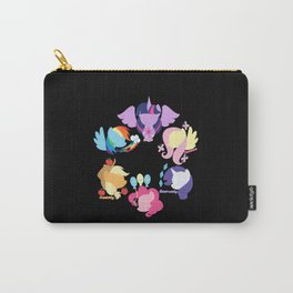 Mane six 2 Carry-All Pouch