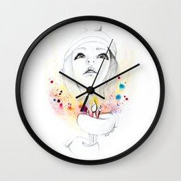 Je Suis Charlie #charliehebdo #JeSuisCharlie Wall Clock