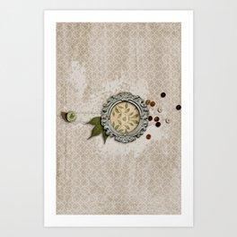 Frame your Love Art Print