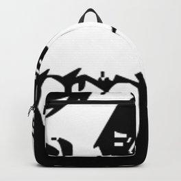 Skull Face Backpack