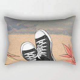 Take it eazy. Rectangular Pillow