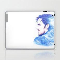 Born With The Sea In His Blood Laptop & iPad Skin