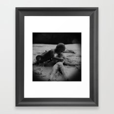 True love will find you in the end Framed Art Print