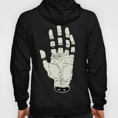 THE HAND OF DESTINY / LA MANO DEL DESTINO Hoody
