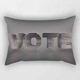 Vote Rectangular Pillow