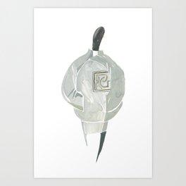 MeN!) Art Print