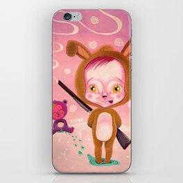 MACABRE GAMES iPhone Skin