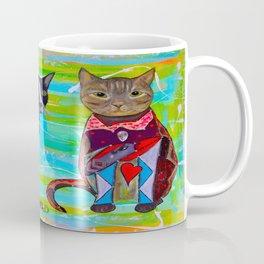 PURRFECT MATCH Coffee Mug