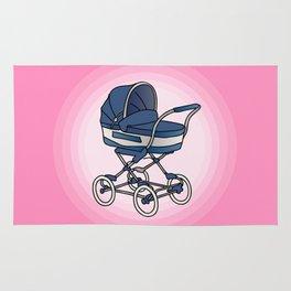 Bay stroller / buggy Rug