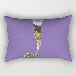 Landscape glimpse Rectangular Pillow