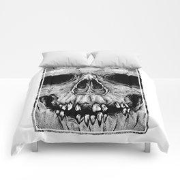 SKULL II Comforters