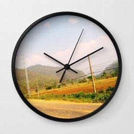 Gotta Go On Wall Clock