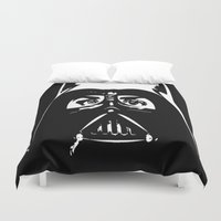 darth Duvet Covers featuring Darth  by shazii