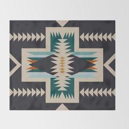 north star Throw Blanket