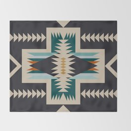 north star Throw Blanket