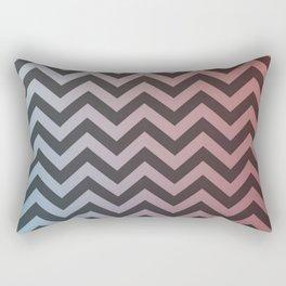 Chevron #1 Rectangular Pillow