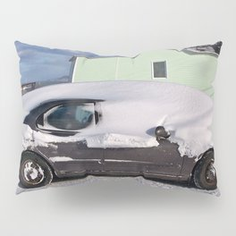 Winter on the East Coast Pillow Sham