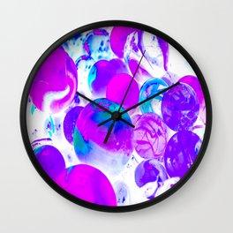 Marbelous 1 Wall Clock