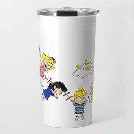Peanuts Gang Travel Mug