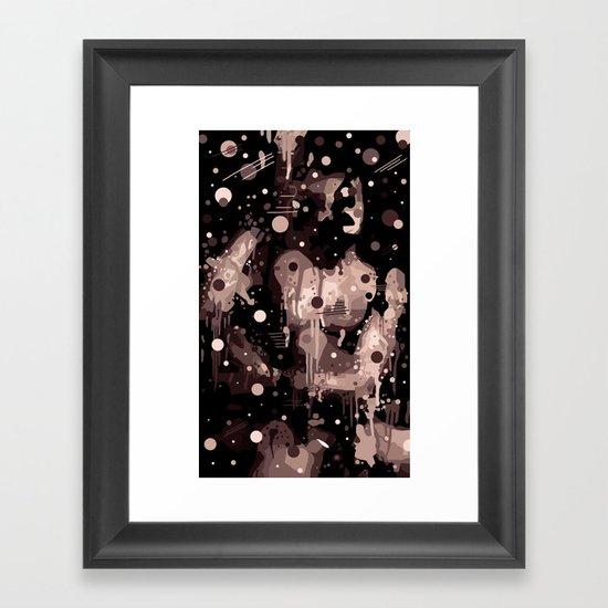 Acoustics Framed Art Print