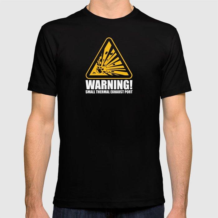 Obvious Explosion Hazard T-shirt