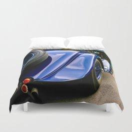Perfect Form (Aston Martin) Duvet Cover