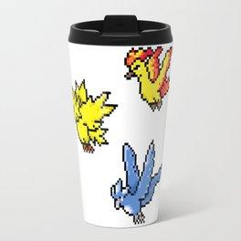 Legendary Pixels Travel Mug