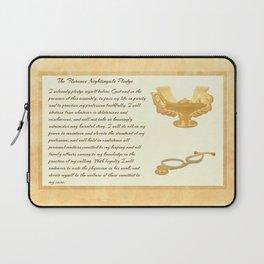 The Florence Nightingale Pledge Laptop Sleeve