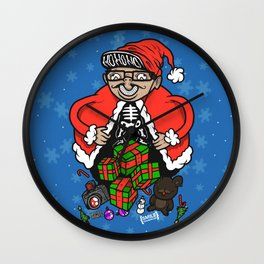 2012 Holiday Collaboration with Michael Shantz Wall Clock