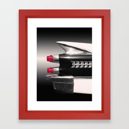 US American classic car coronet 1959 Framed Art Print